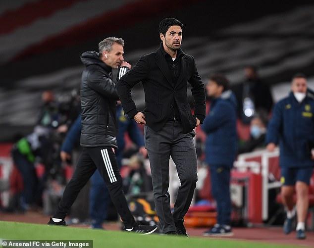 Mikel Arteta says he is the man to lead Arsenal despite failing to reach the Europa League final