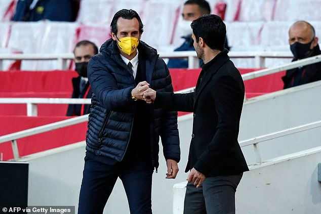Emery has now reached his fifth Europa League final and Villarreal's first in their entire history