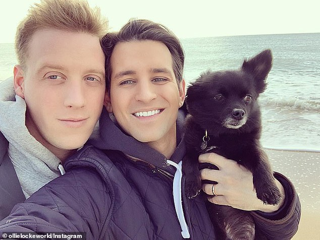 EXCLUSIVE: 'There's nothing in my life that I'm more excited for': Made In Chelsea's Ollie Locke opened up to Daily Mail Australia this week about his family plans with husband Gareth after revealing they'll be using a surrogate