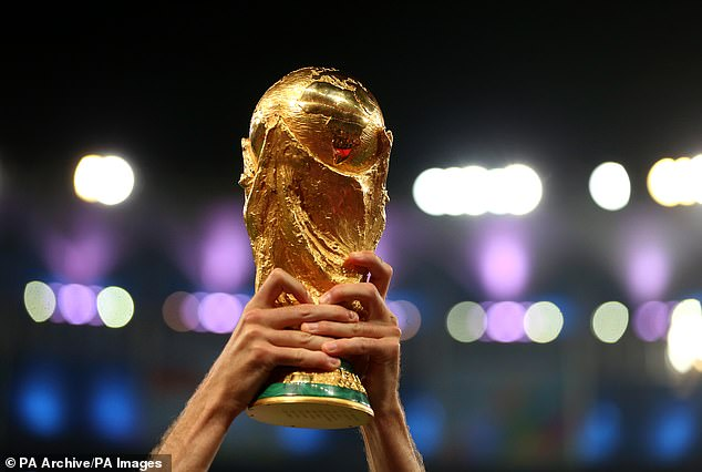 Plans to host Britain's 'greatest decade' of sport have been revealed, which is being led by a bid to bring the FIFA World Cup back to the UK for 2030