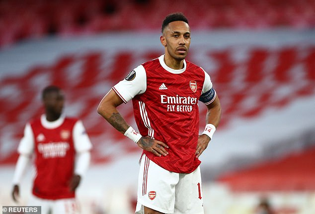 Arsenal may be better off without Pierre-Emerick Aubameyang next season, says Barnes