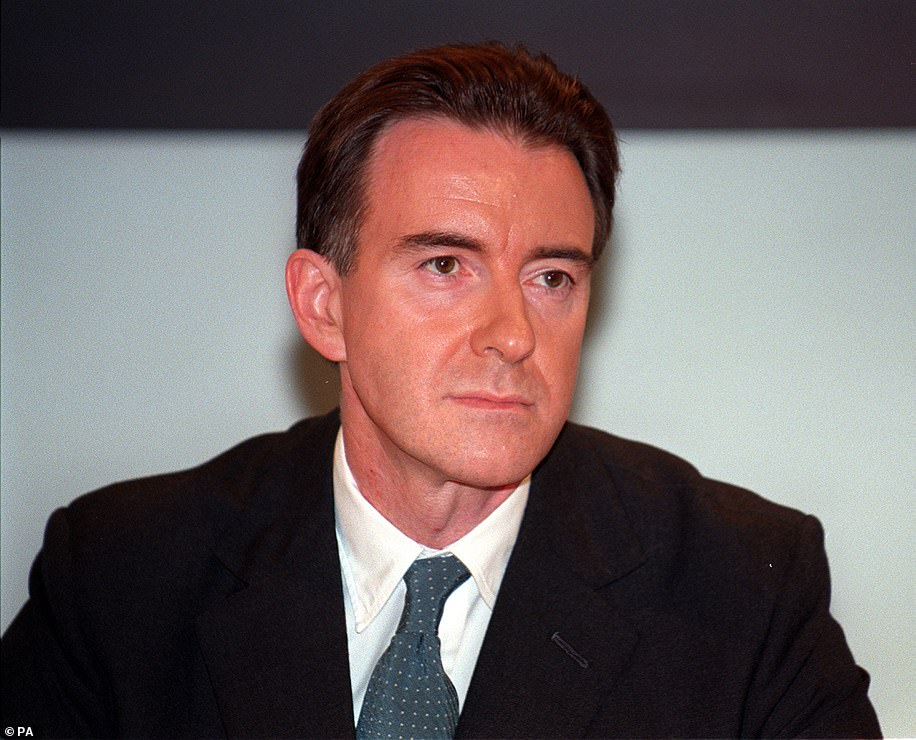 Leadbitter was replaced by senior New Labour figure Peter Mandelson at the 1992 election