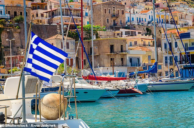 Kos is one of the Greek islands that is thought to be on the Green List coming out later today