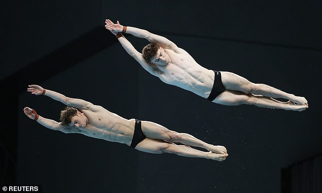 A diving test event was successfully held in Tokyo this week,while an athletics test event has been planned for Sunday