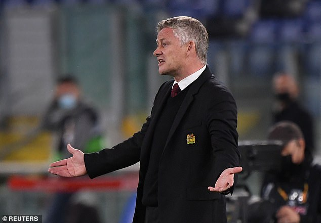Solskjaer is angryat being handed the exhausting run of games as they try to cement second
