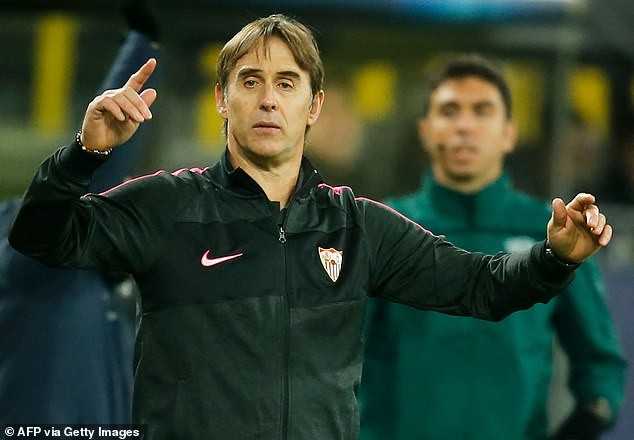 Julen Lopetegui will be out for revenge against Real Madrid, the team who sacked him in 2018