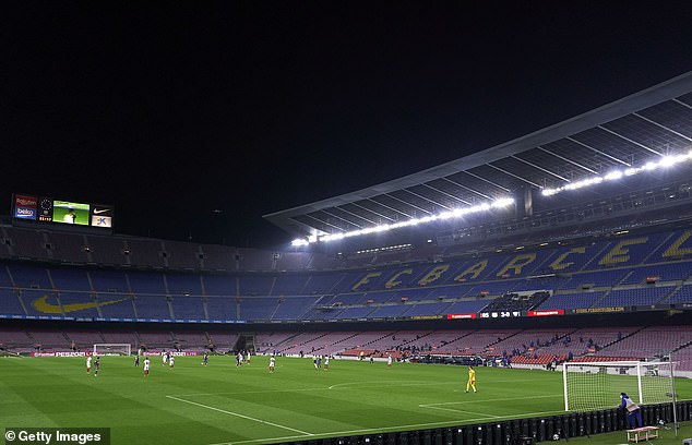 Barcelona are one of three clubs threatening other founding teams with legal action if they try to pull out of the project