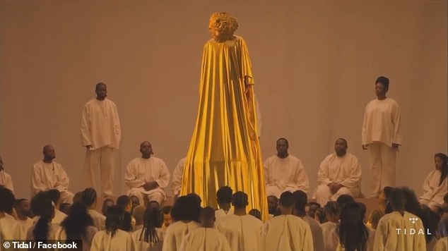 More drama: Rapper / fashion designer already faces worker lawsuit during his live show Kanye West Nebuchadnezzar Opera, which debuted at the Hollywood Bowl in 2019