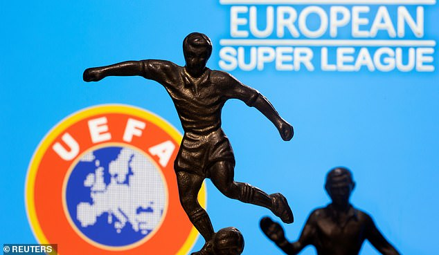 UEFA handed out financial sanctions to the breakaway clubs on Friday as part of an agreement