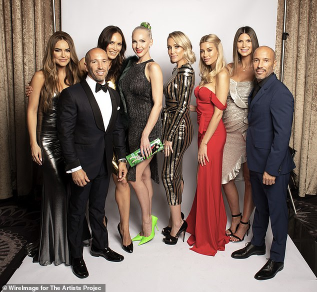 Cast:The reality star is currently in her seventh month of pregnancy and has found herself embroiled in drama with her castmates since announcing the news in February