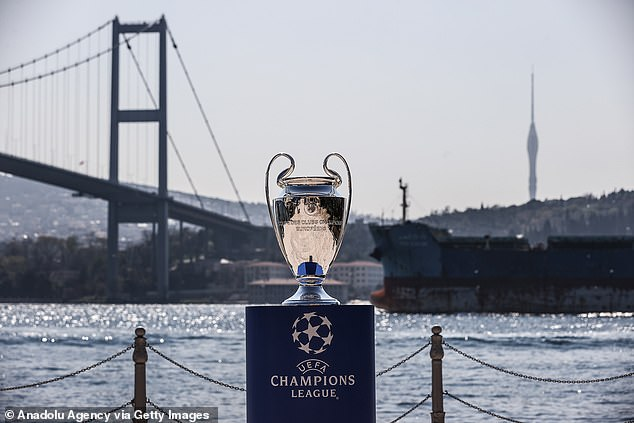 UEFA is coming under pressure to host the Champions League final in England, not Turkey
