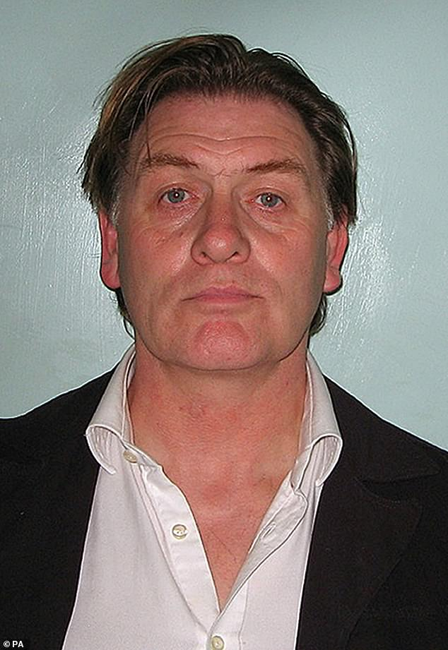 The photo issued by Metropolitan Police of former MP Eric Joyce after the confrontation in a House of Commons bar