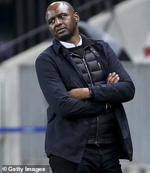Patrick Vieira is said to be a candidate to succeed Garcia