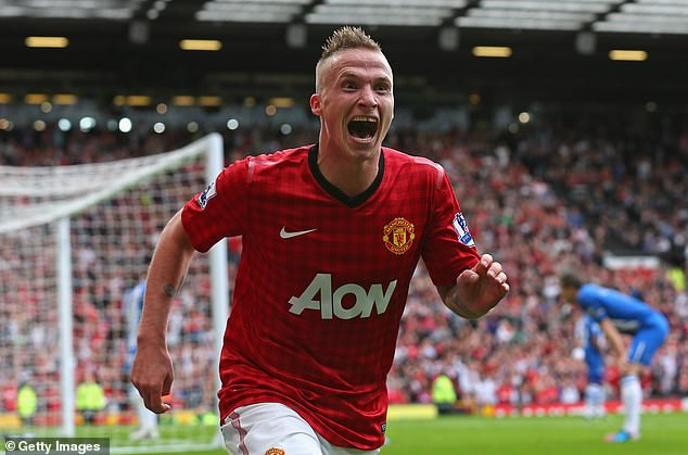 The Dutch defender signed for United back in 2012 from Vitesse Arnhem on a five-year deal