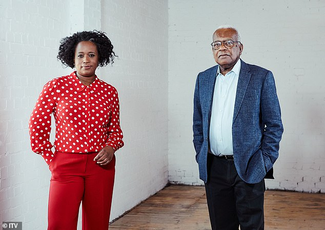 Show: The broadcaster is co-hosting a new documentary titled Trevor McDonald & Charlene White: Has George Floyd Changed Britain?