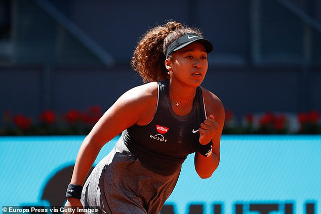 National icon Naomi Osaka has admitted that a serious 'discussion' now needs to take place