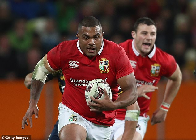 Sinckler played in all three matches of the British & Irish Lions' series against New Zealand