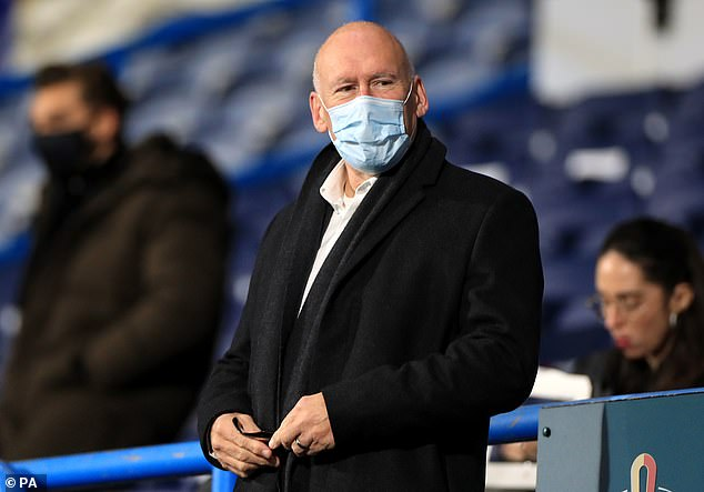 Derby owner Mel Morris (above) is struggling to sell the club despite interest from Erik Alonso