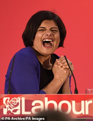 Thangam Debbonaire has been moved to shadow Commons leader