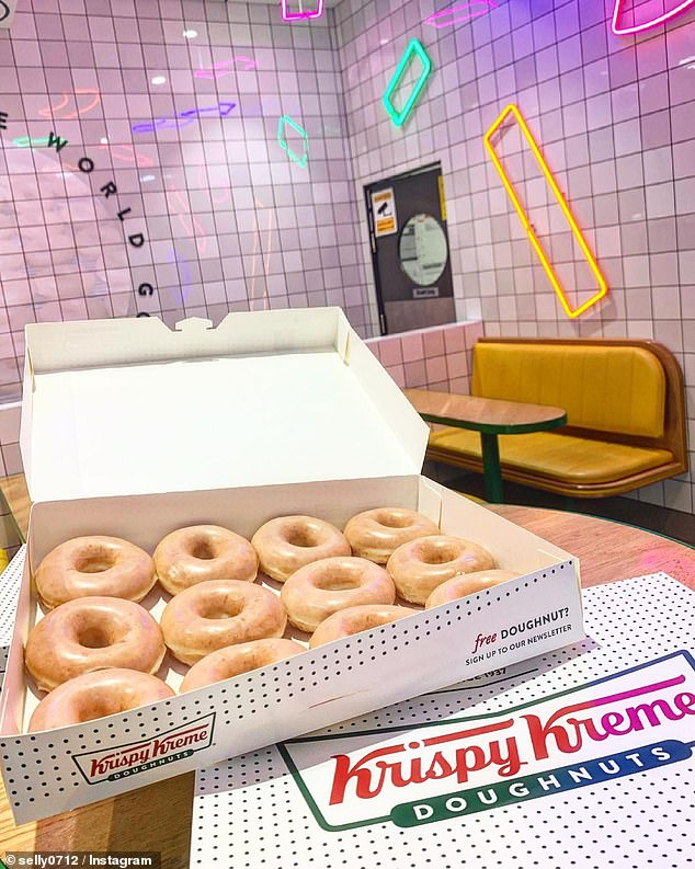 Krispy Kreme Australia is set to sell its iconic original glazed doughnuts for $1 each