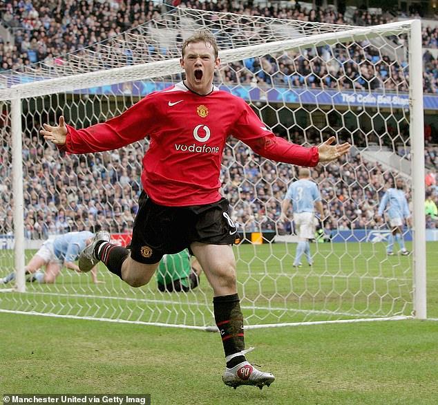 Greenwood is now United's highest scoring teenager ever, surpassing legend Wayne Rooney