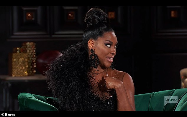 Apology:Kenya said she would love Porsha to apologize for having called her a liar for so many years