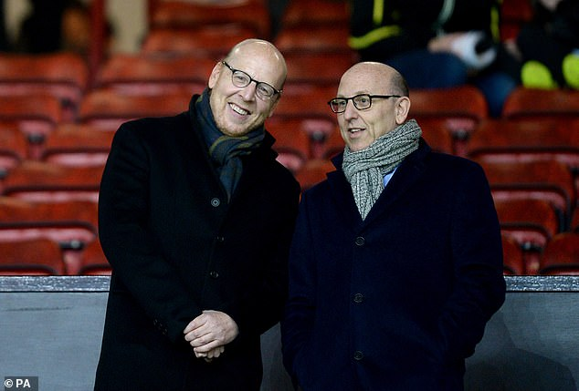 McGregor has previously stated his interest in buying Manchester United from the Glazers