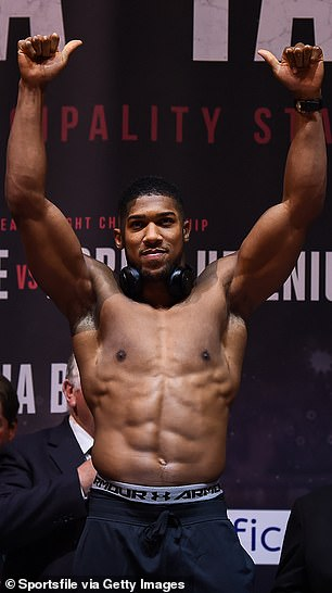 Anthony Joshua is growing tired with the lack of progress in talks for his fight with Tyson Fury