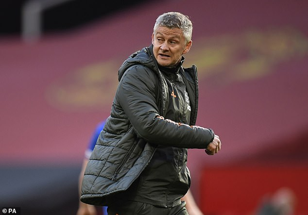 Ole Gunnar Solskjaer has congratulated Manchester City on their Premier League title victory