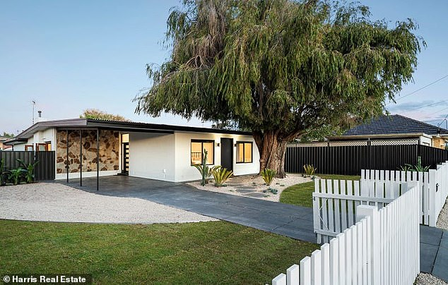 Sold!The 'New York warehouse-style' West Beach home went under the hammer on May 22, finding a buyer after just three weeks on the market, reports realestate.com.au