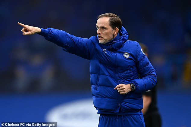 Chelsea have been strong defensively under German coach Thomas Tuchel since his arrival