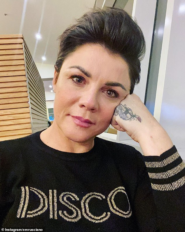 Conspiracy:Speaking on her new podcast Emsolation, Em Rusciano said she was contacted by one of her followers as she's so 'obsessed' by the couple after they were spotted together during a romantic trip to Montana together