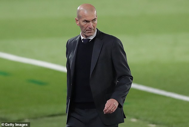 Zinedine Zidane will almost certainly leave Real Madrid - again - at the end of this season