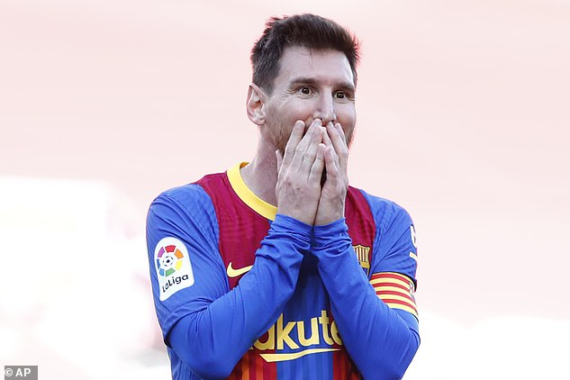 Lionel Messi's Barcelona could face a two year ban from the Champions League if UEFA's 'disciplinary investigation' into them, Real Madrid and Juventus results in action
