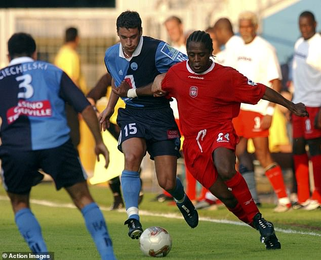 Bernard Diomede had been a World Cup winner with France but never settled at Liverpool