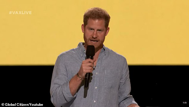 Prince Harry, 36, has compared his life to the Jim Carrey film The Truman Show in new chat