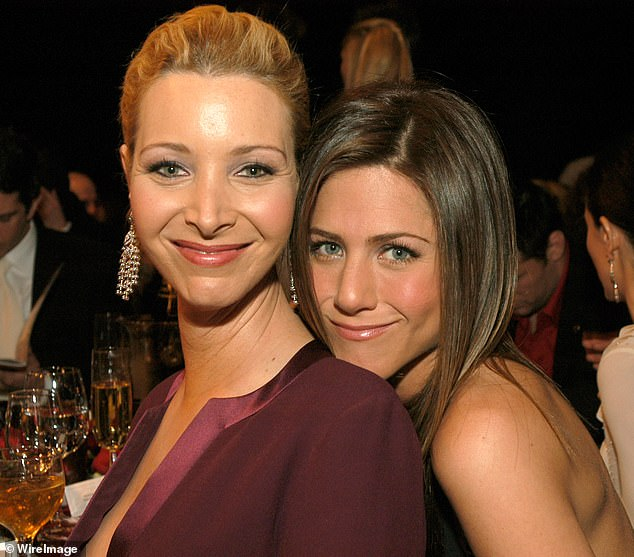 Confusion: Lisa Kudrow, 57, revealed that her son Julian, now 23, used to visit her on the set of the hit sitcom, and mistakenly thought Jennifer Aniston was his mother