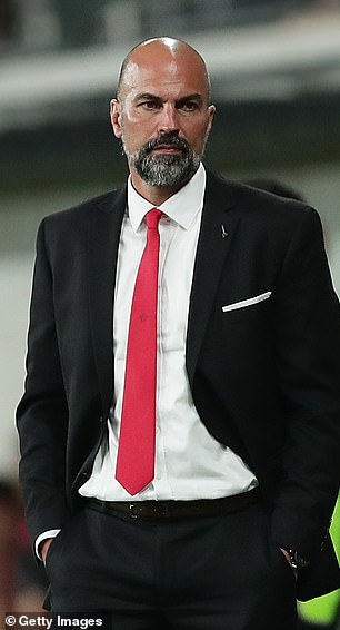 Babbel coaching in Sydney last year
