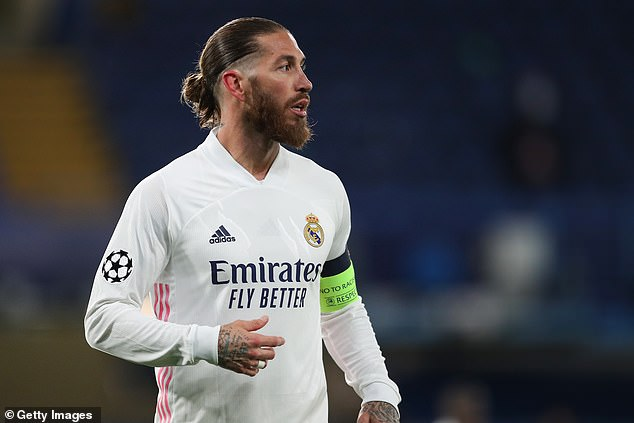 Paris Saint-Germain have entered the race to sign Real Madrid centre-back Sergio Ramos