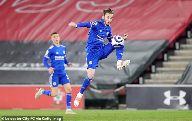 James Maddison has shown glimpses of his best and makes the central midfield position
