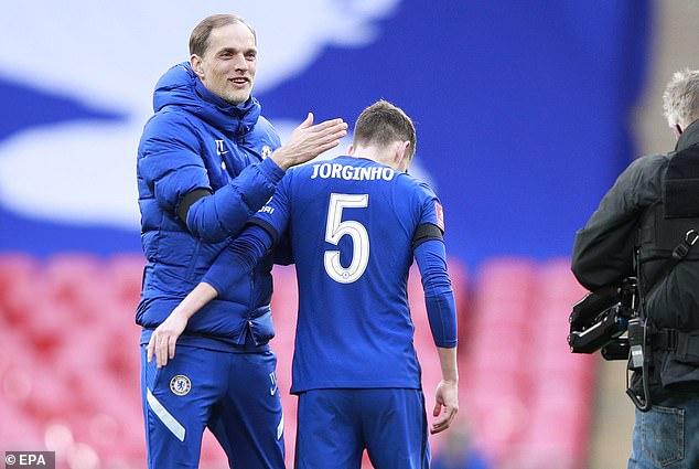 Thomas Tuchel has come to appreciate Jorginho's qualities just as much as his predecessors
