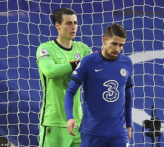 It was Jorginho's terrible backpass to keeper Kepa Arrizabalaga that cost Chelsea in their Premier League defeat to Arsenal on Wednesday night