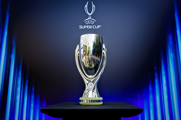 Istanbul will also reportedly host this year's UEFA Super Cup final, instead of Belfast