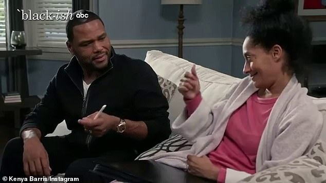 Stacked cast: The series features the talents of performers such as Anthony Anderson, Laurence Fishburne and Tracee Ellis Ross