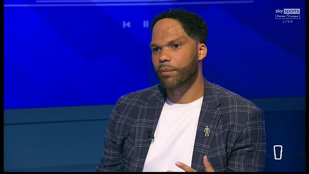 And Lescott questioned whether Jesus would be happy as the No 2 striker next season