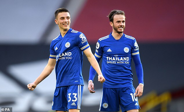 Jack Lyons (not pictured) is the young analyst that has Leicester City flying in recent years