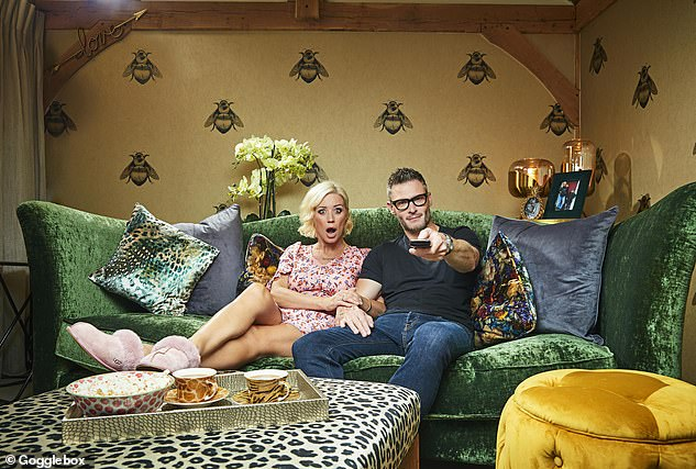 Switching things up!The couple, who frequently appear together on Celebrity Gogglebox, are skipping the traditional engagement process having both been married before