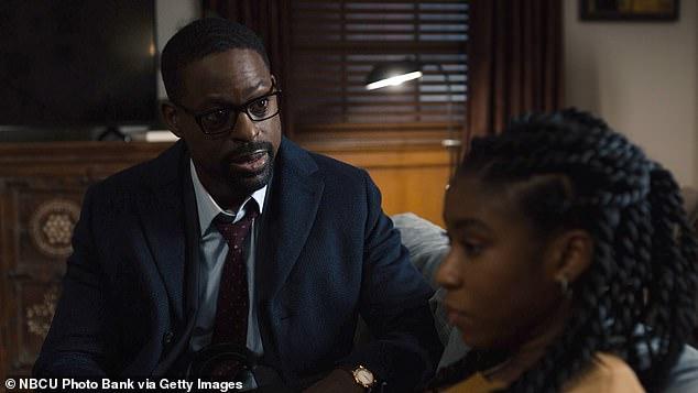Beloved Actors of the Series: Sterling K Brown as Randall and Lyric Ross as Deja