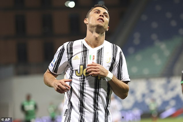 But Mendes insisted the Juventus star's career plans 'do not go through Portugal' right now