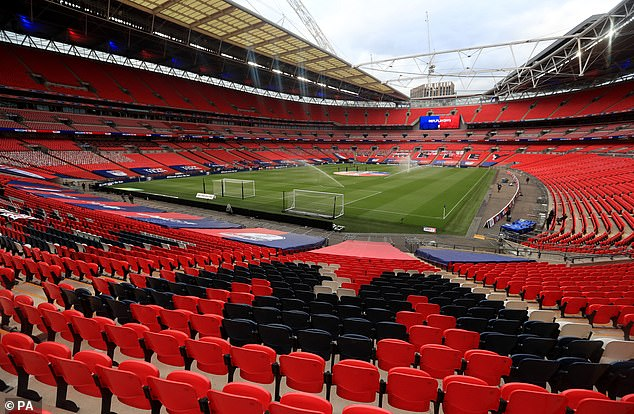 Should England go all the way this summer, they would play at least five matches at Wembley